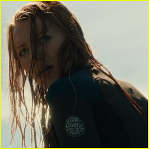 Blake Lively Encounters Great White Shark In 'The Shallows' Teaser Trailer - Watch Now!