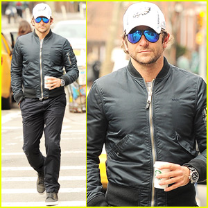 Bradley Cooper Steps Out for a NYC Stroll