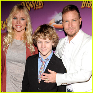Brian Littrell's Son Baylee Makes Broadway Debut in 'Disaster' - Exclusive Interview!