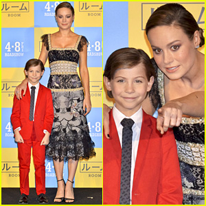 23+ Brie Larson Jacob Tremblay Parents Pictures