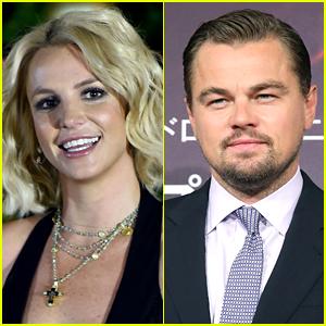 Britney Spears Shares #TBT Photo with Leonardo DiCaprio!