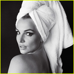 Britney Spears Wears Nothing But a Towel in Sexy New Photo!