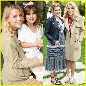 Busy Philipps & JoAnna Garcia Swisher Celebrate Monique Lhuillier for Pottery Barn Kids Collection