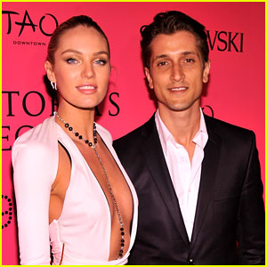 Candice Swanepoel Is Pregnant with Her First Child!