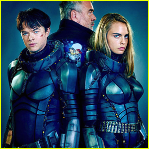 Cara Delevingne & Dane DeHaan Featured In First Promo Image From 'Valerian'