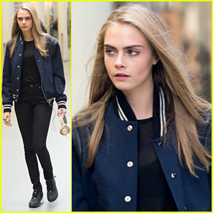 Cara Delevingne Says She 'Lost Sight Of Herself' In Modeling
