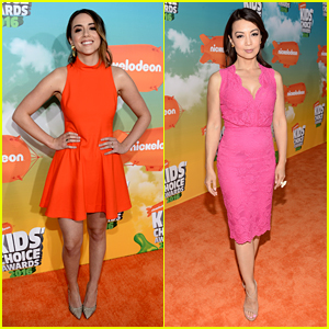 Chloe Bennet & Ming-Na Wen Bring 'Agents of S.H.I.E.L.D.' to Kids Choice Awards 2016
