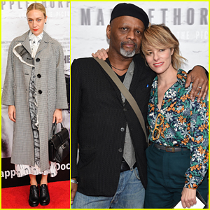 Chloe Sevigny Helps Premiere 'Mapplethorpe: Look At The Pictures' In NYC - Watch Trailer!