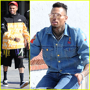 Chris Brown Films New Music Video, Announces Documentary