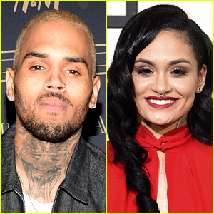 Chris Brown 'Throws Shade' at Kehlani for Attempting Suicide