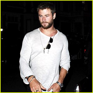 Chris Hemsworth Says He is 'For Sure' a Feminist