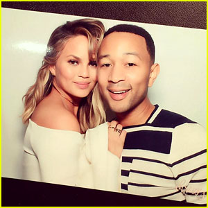 Chrissy Teigen Shares Photos from Her Baby Shower!