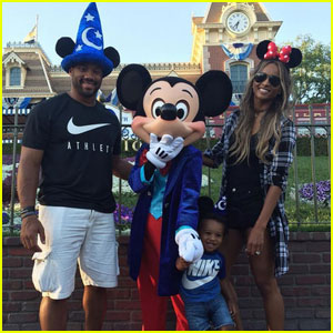 Ciara Spends Easter Weekend at Disneyland With Russell Wilson & Her Son Future Jr.!