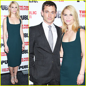 Claire Danes On Her 'Homeland' Charcater: 'I Don't Recommend Dating Her'