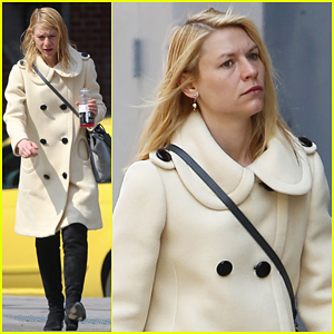Claire Danes Says Playing Carrie In 'Homeland' Can Be 'Pretty Exhausting'