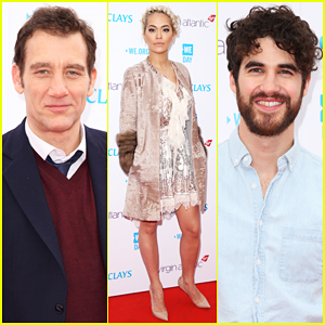 Clive Owen & Rita Ora Celebrate The Youth At London's We Day!