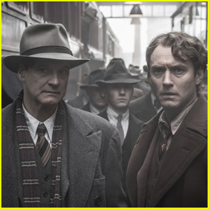 Colin Firth & Jude Law Star in First Offical 'Genius' Trailer!