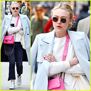 Dakota Fanning Talks Working With Ewan McGregor for 'American Pastoral'