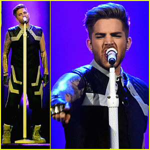 Adam Lambert Set To Perform On 'American Idol' Next Week!