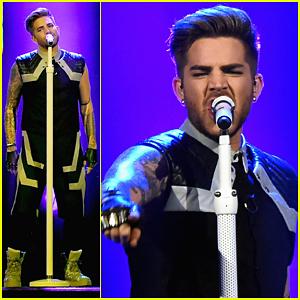 Adam Lambert Set To Perform On 'American Idol' Next Week!