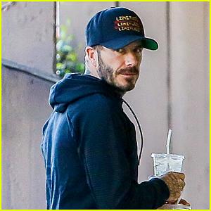 David Beckham's Rep Slams Reports He Split from Victoria