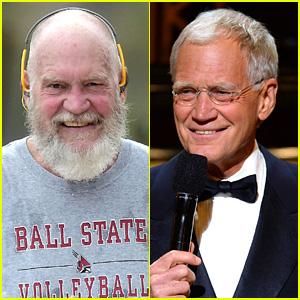 David Letterman Looks Unrecognizable in New Photos!
