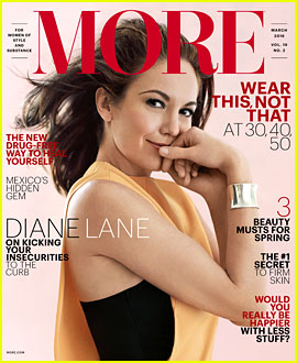 Diane Lane Opens Up About Being Single in Her 50s