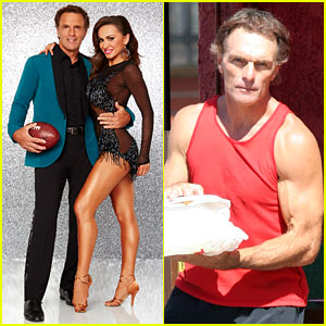Doug Flutie Looks Ripped Ahead of 'DWTS' Premiere!