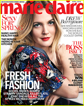 Drew Barrymore: I've Never Felt Comfortable with the 'Camaraderie of Famous People'