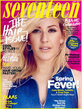 Ellie Goulding Says 'On My Mind' is Not About Ed Sheeran