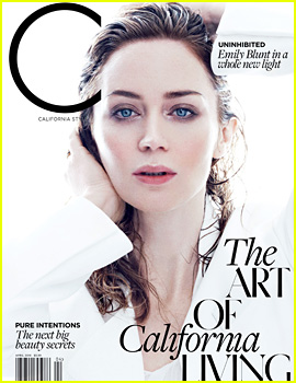 Emily Blunt Talks John Krasinski, Second Pregnancy & More with 'C'!