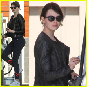 Emma Stone Gets a New Co-Star in Sarah Silverman