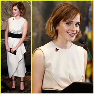Emma Watson Praises Films That Challenge 'Rigid Definitions' of Masculinity