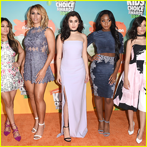 Fifth Harmony Stun at Kids Choice Awards 2016