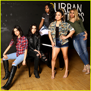 Fifth Harmony Visits High School in Compton With Urban Fitness 911