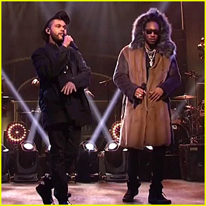 Future & The Weeknd Perform 'Low Life' on 'SNL' - Watch Now!