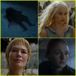 'Game of Thrones' Full Season Six Trailer Debuts - Watch Now!