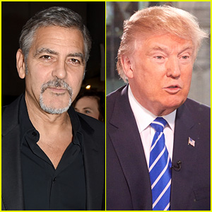 George Clooney Slams Donald Trump: He's a 'Xenophobic Fascist'