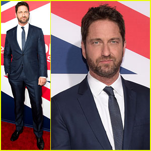 Gerard Butler Does an Interview with Google Autocomplete!