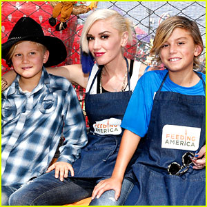 Gwen Stefani Says She'd Be 'Blessed' to Have a Gay Son