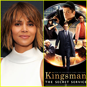 Halle Berry In Talks to Join 'Kingsman 2' Cast!