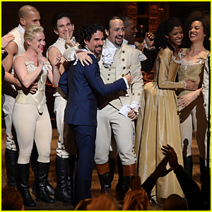 'Hamilton' Is Headed to the White House - Watch the Cast's Announcement Now!