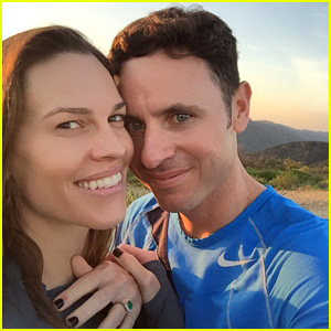 Hilary Swank Is Engaged to Ruben Torres, Debuts Engagement Ring!