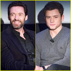 Hugh Jackman On Taron Egerton Possibly Playing Young Han Solo: 'He's Capable Of Anything'