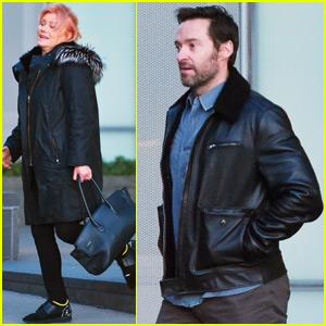 Hugh Jackman & Wife Deborra-Lee Furness Have a Date Night