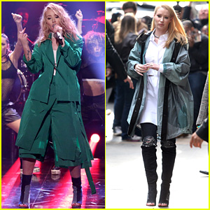 Iggy Azalea Performs 'Team' For First Time Live - Watch Now!