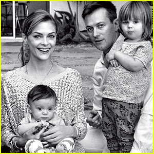 Jaime King Shares Her Family Time in 'Vanity Fair Italia' Shoot