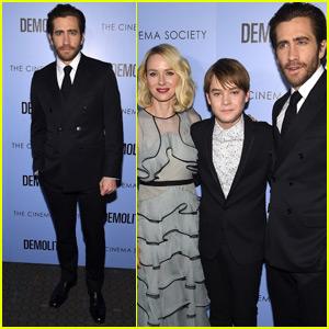 Jake Gyllenhaal & Naomi Watts Screen 'Demolition'
