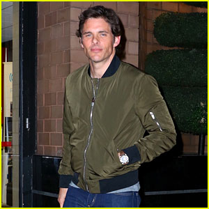 James Marsden Saw 'Hamilton' & Ben Barnes is Jealous!