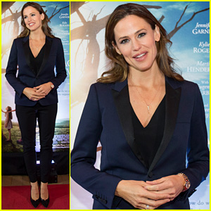 Jennifer Garner Remains 'Upbeat' at 'Miracles From Heaven' Charity Screening!